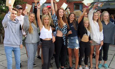 EXCELLENT GCSE RESULTS AT KINGSBRIDGE COMMUNITY COLLEGE