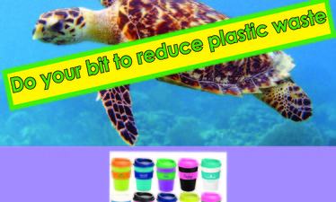 New Reusable Cups