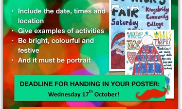 St Nick's Fair Poster Competition