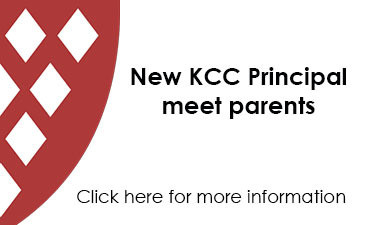 New KCC Principal meets parents