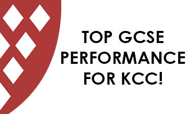 TOP GCSE PERFORMANCE FOR KINGSBRIDGE