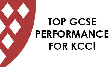 TOP GCSE PERFORMANCE FOR KINGSBRIDGE