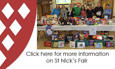 St Nick's Fair - Sat 7th December 2019