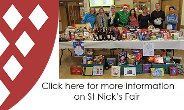 St Nick's Fair - Sat 7th December 2019