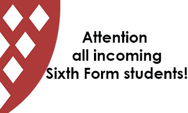 Digital Sixth Form Induction