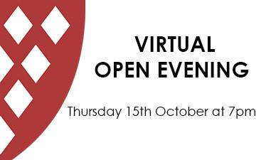 Virtual Open Evening