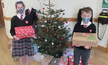 Christmas Shoebox Donation