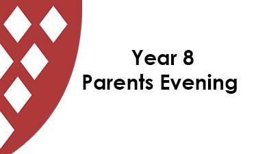 Year 8 Parents Evening